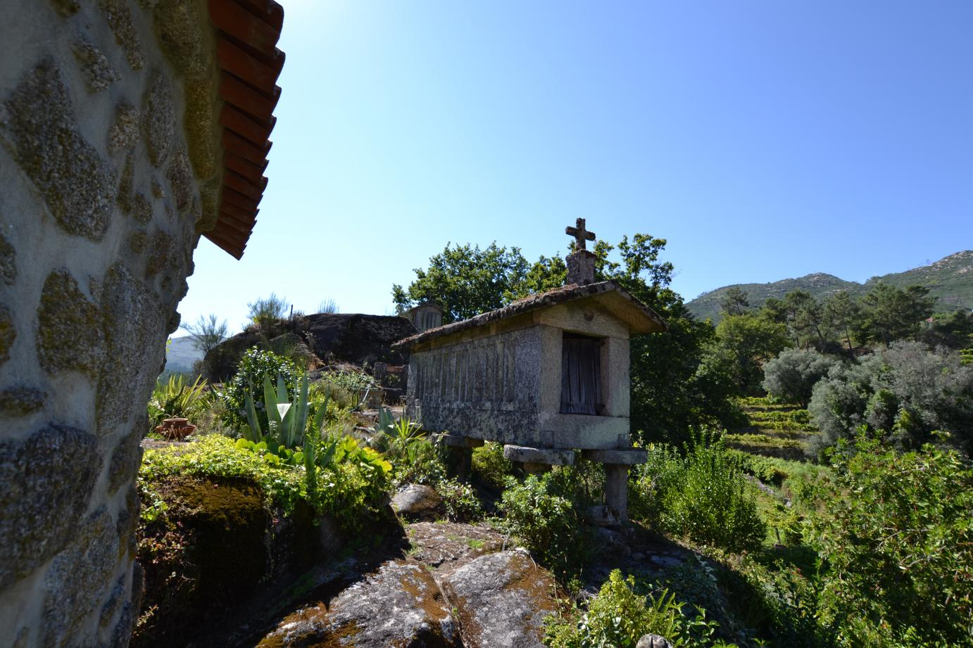 Casa do Souto Grande - Turismo rural no Soajo - PNPG